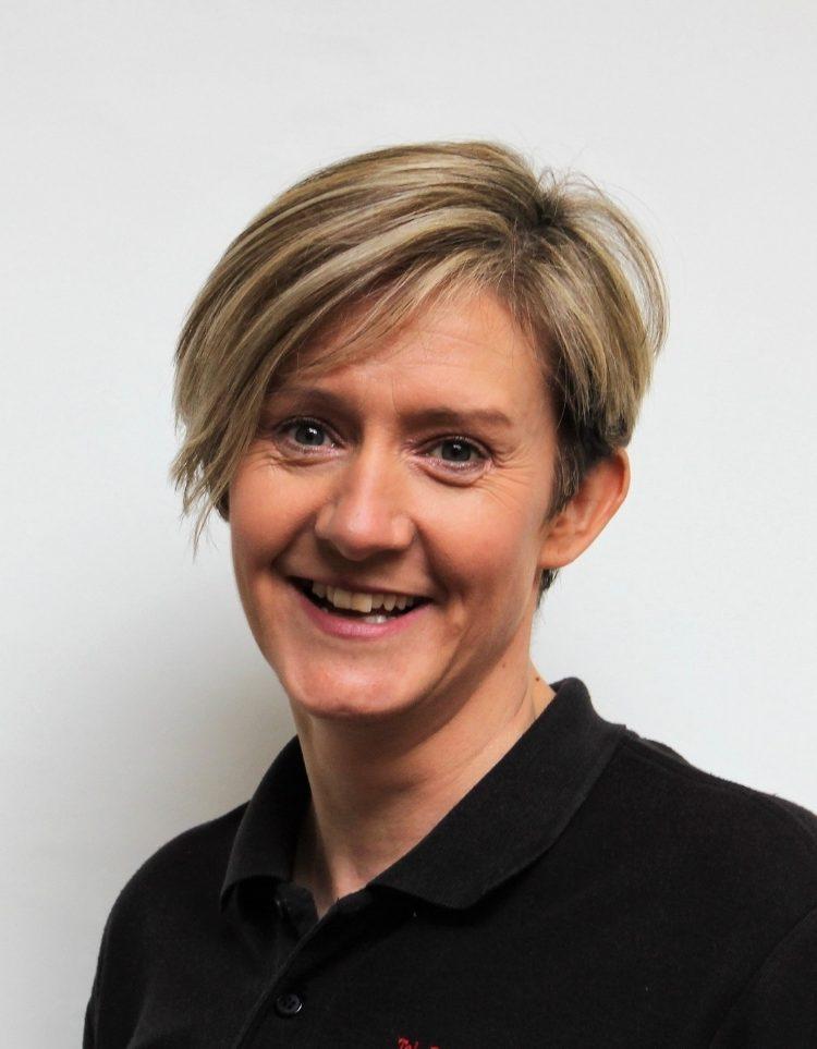 Headshot of Tracy Hall