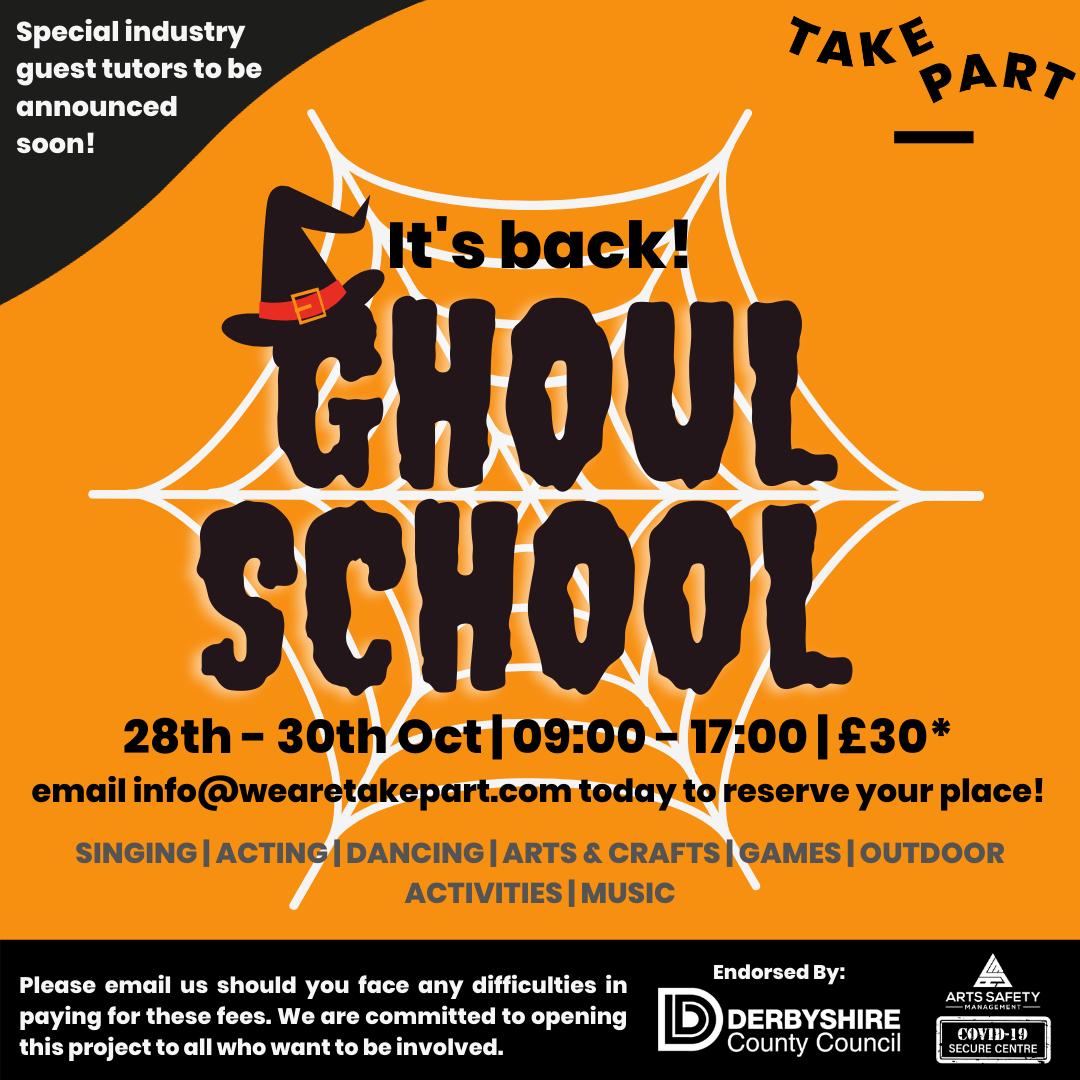 Ghoul School 2020