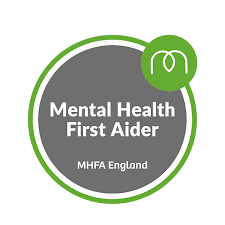 Our NEW Mental Health First Aider