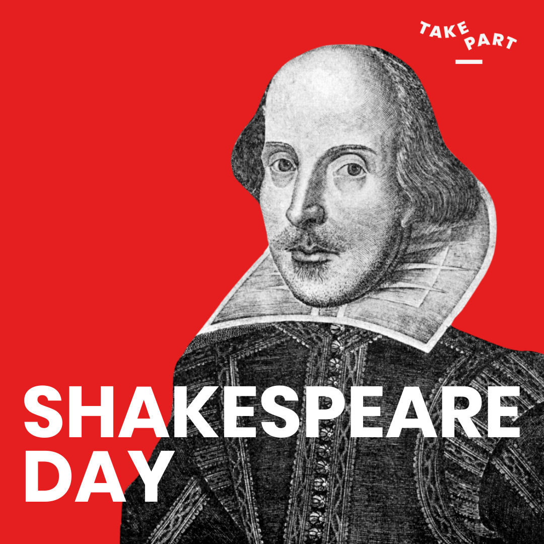 National Shakespeare Day – Friday 23 April