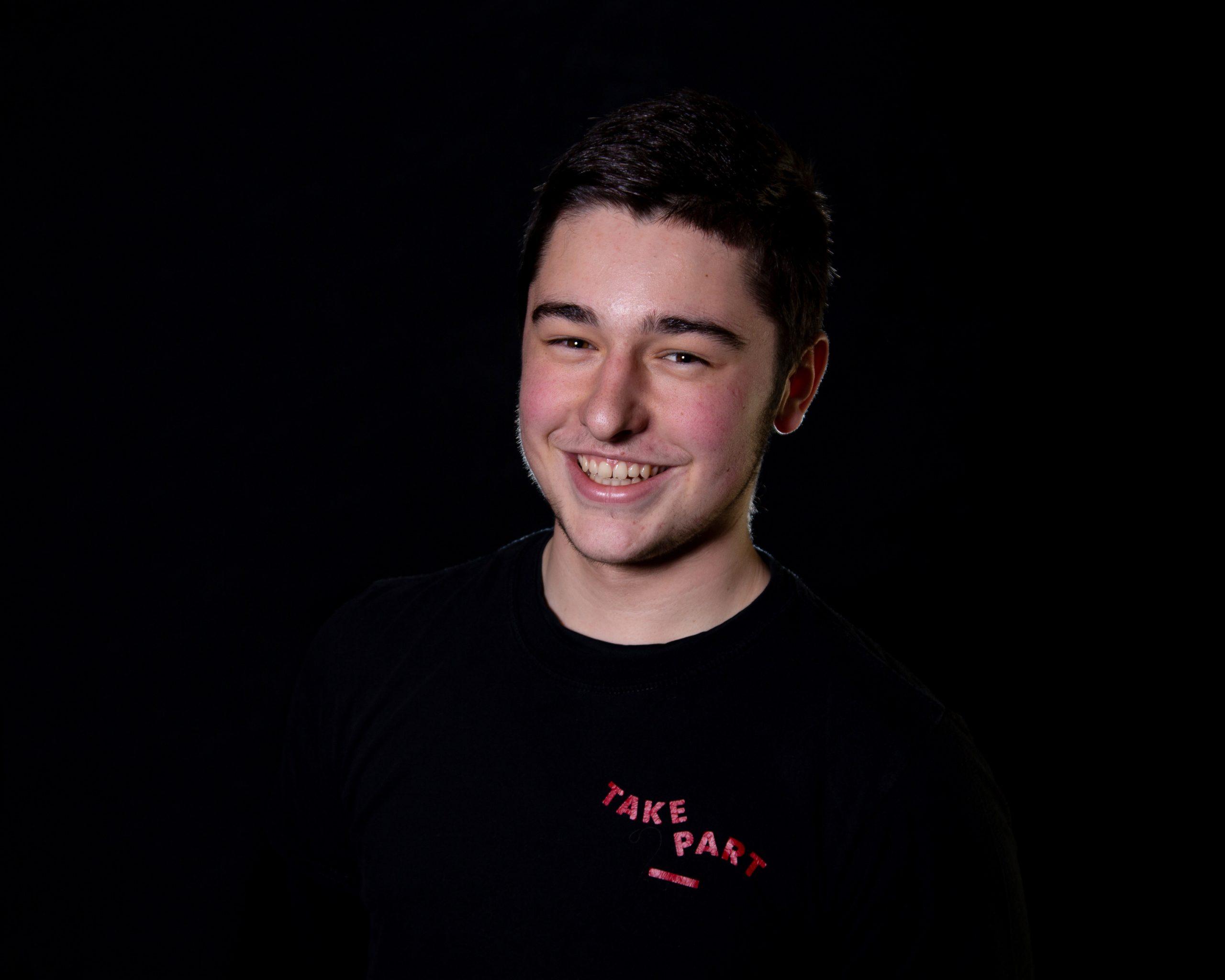 Headshot of Olly Williams