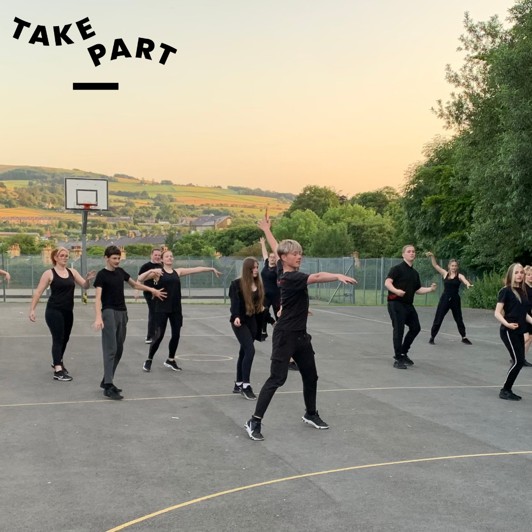Community is at the heart of what we do at Take Part